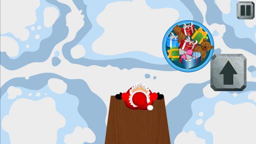 圣诞老人 - 跳跃礼物
