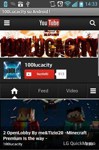 100LucaCity Official