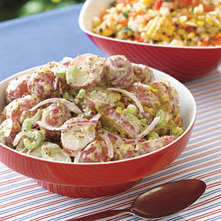 Creamy Red Potato Salad