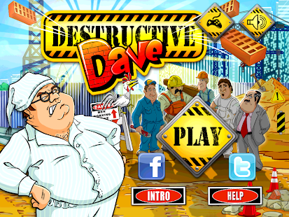 Destructive Dave- screenshot thumbnail