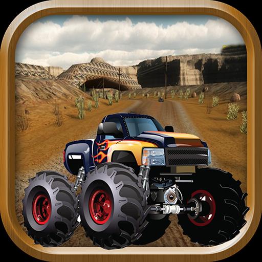 Monster Truck Madness 3D 模擬 App LOGO-APP試玩
