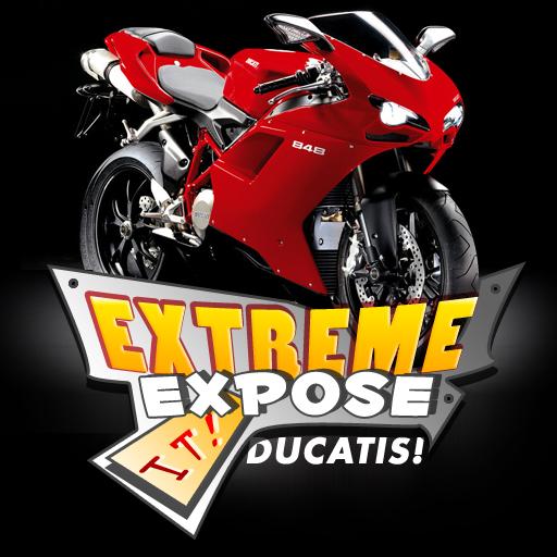 Ducati EXPOSED!!