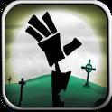 Paper Zombie icon