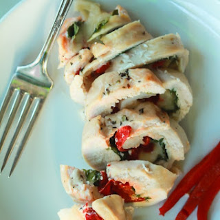 Roasted Red Pepper Chicken Breasts Recipes.