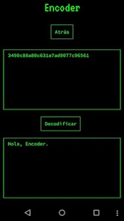 Encoder- screenshot thumbnail