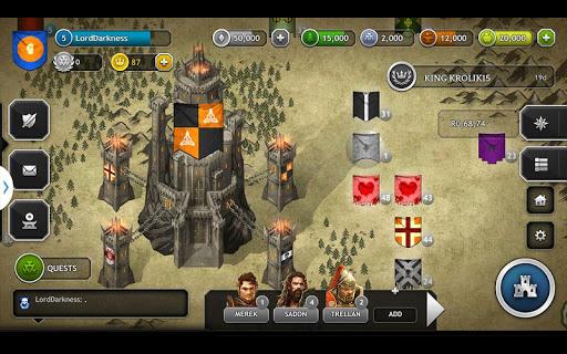Короли Земель для планшетов на Android