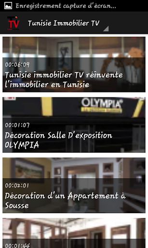 Tunisie Immobilier TV