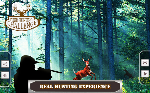 鹿狩獵挑戰3D
