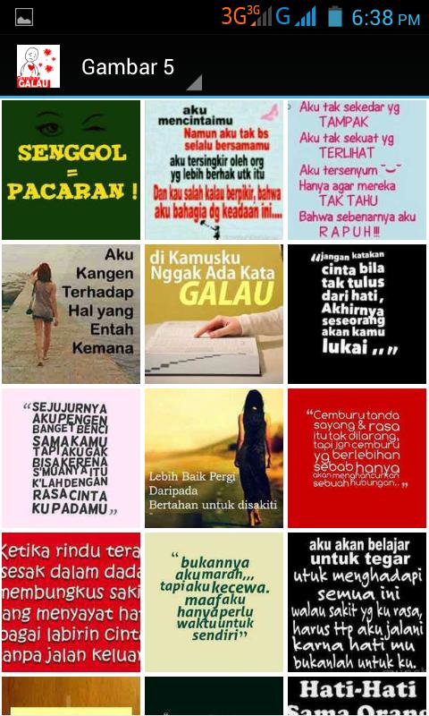 Gambar Kata Galau Apk 2 2 Download Free Entertainment Apk Download