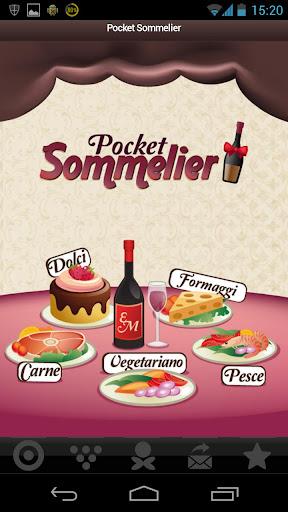 Pocket Sommelier