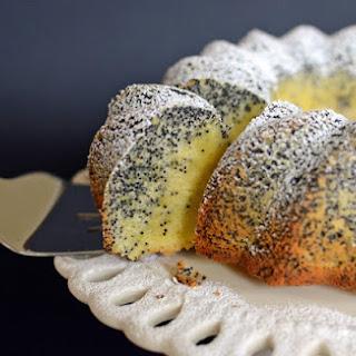 Lemon Poppy Seed Overload Cake