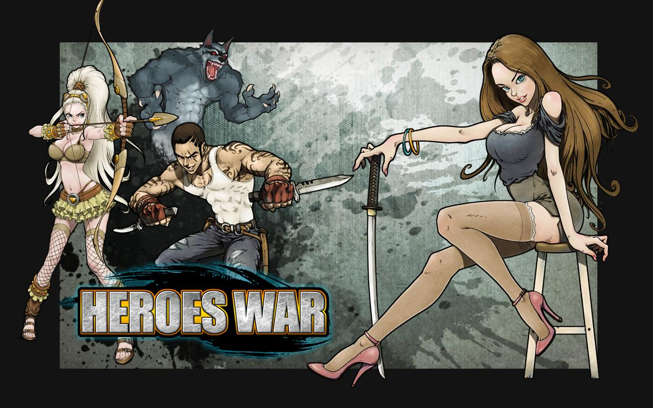 Heroes War™ - screenshot