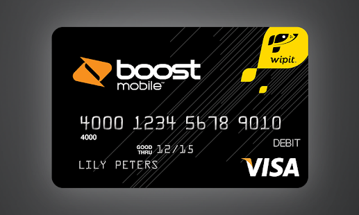 Boost Mobile Wallet- screenshot thumbnail