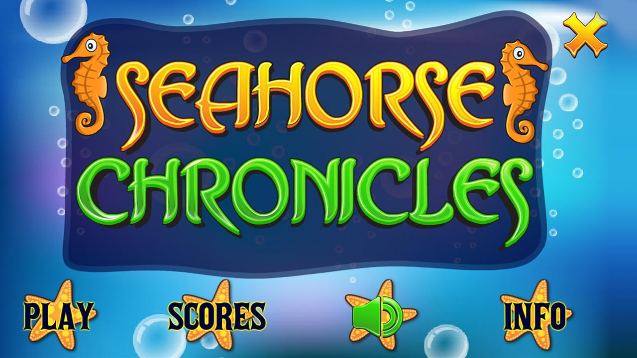 Sea Horse Chronicles - screenshot