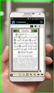 Transliteration Quran Tajweed- screenshot thumbnail