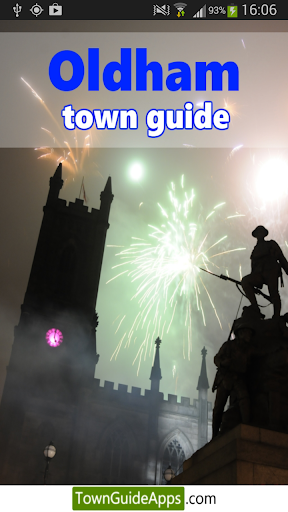 Oldham Town Guide
