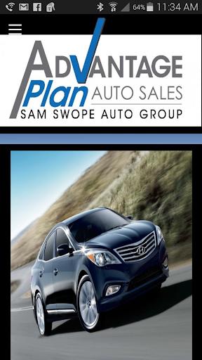 Sam Swope Advantage Plan