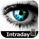 Intraday Stocks Widget PRO
