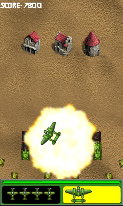 Bomber Commander- screenshot