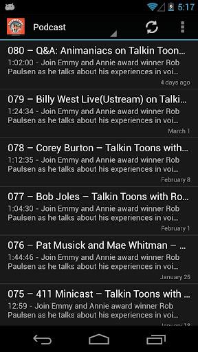 【免費娛樂App】Talkin' Toons-APP點子