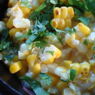 Thai Creamed Corn.