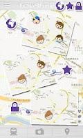 Screenshot of TravelLink