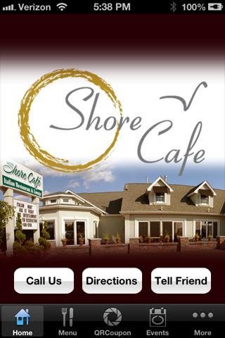 Shore Cafe