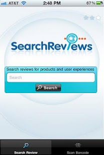 searchreviews - screenshot thumbnail