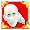 Pray Sai Baba icon
