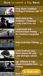 Bass Fishing - screenshot thumbnail