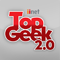 TopGeek 2.0 logo