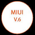 MIUI V6 CM11/PA/MAHDI icon