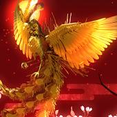 Gold Suzaku