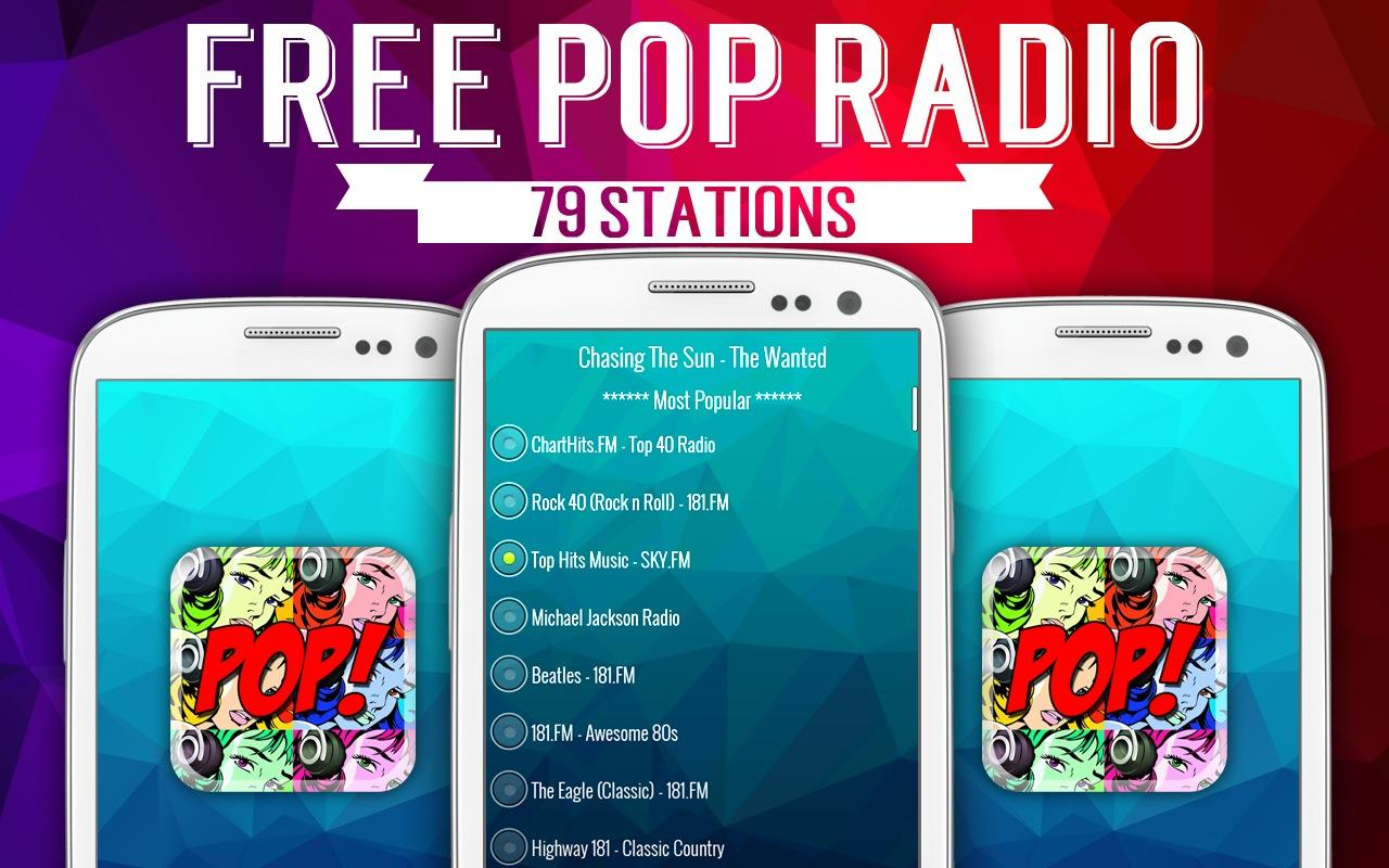 Free Pop Radio- screenshot