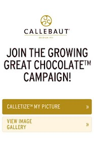 Callebaut - Calletizer™ - screenshot thumbnail