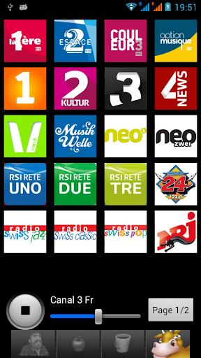 Radios Suisse