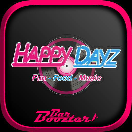 Happy Dayz Goes LOGO-APP點子