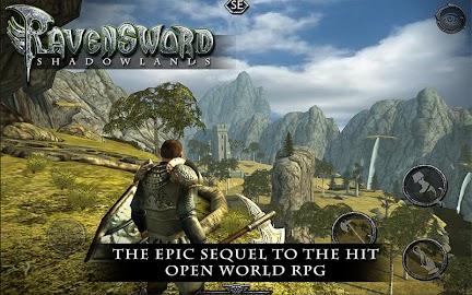 Ravensword: Shadowlands 3d RPG Screenshot 2