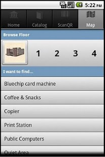 Burritt Library Mobile - screenshot thumbnail