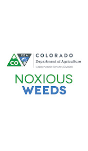 Retired Colorado Noxious Weeds- screenshot thumbnail