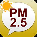 PM2.5・黄砂アラート - お天気ナビゲータ icon