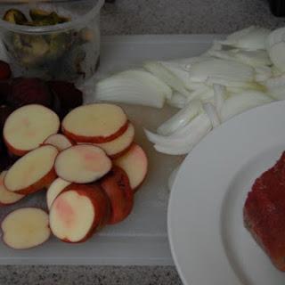 Laura's Lean Beef One Skillet Meal