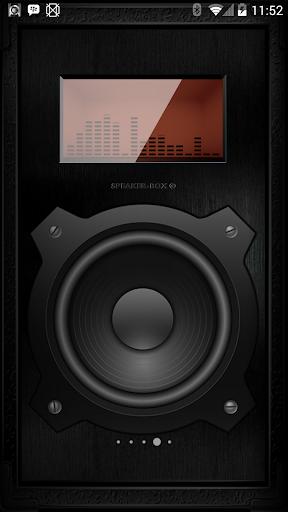Speaker Box Music Wallpaper