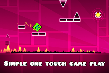 Geometry Dash Lite APK screenshot thumbnail 4