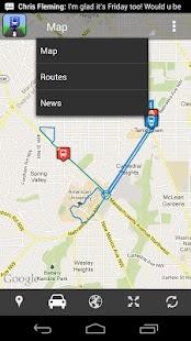 StreetEagle Transit - screenshot thumbnail