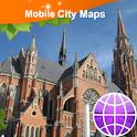 Osijek Street Map
