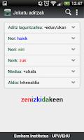 Screenshot of Adizkitegia