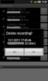 CallRecorder(free) - screenshot thumbnail