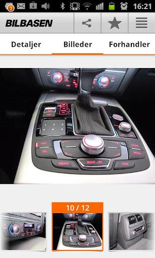【免費購物App】BilBasen – køb brugte biler-APP點子