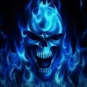 Terrific Transformers Skull logo